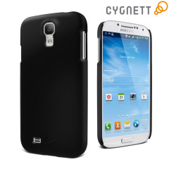Cygnett Feel PC Case for Samsung Galaxy S4 - Black