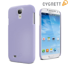 Cygnett Feel PC Case for Samsung Galaxy S4 - Lilac