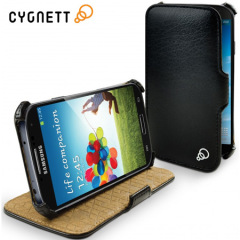 Cygnett Lavish Executive Leather  Case For Samsung Galaxy S4