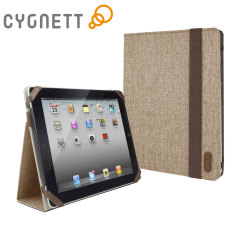 Cygnett Node Folio Case for iPad Air - Brown