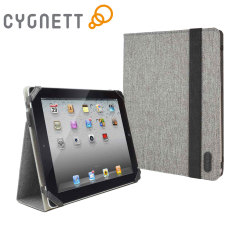 Cygnett Node Folio Case for iPad Air - Grey
