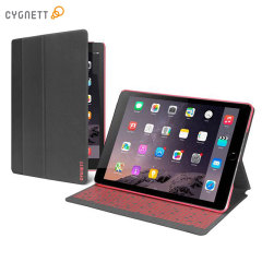 Cygnett Tekshell iPad Pro 12.9 inch Slim Case - Black/Red