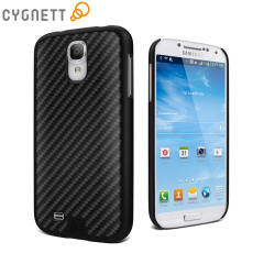 Cygnett Urban Shield For Samsung Galaxy S4 - Carbon Black