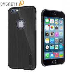 Cygnett UrbanShield iPhone 6 Case -  Aluminium Black