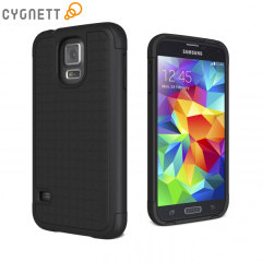 Cygnett Workmate Evolution Samsung Galaxy S5 Case - Black