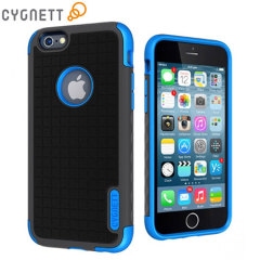 Cygnett WorkMate iPhone 6 Case - Black / Blue