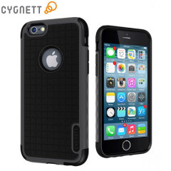 Cygnett WorkMate iPhone 6 Case - Black / Grey