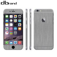 dbrand iPhone 6S Plus / 6 Plus Skin - Titanium Silver