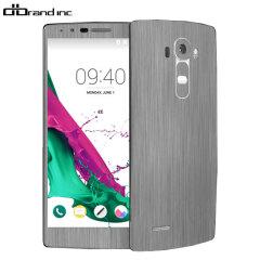 dbrand LG G4 Titanium Skin - Silver