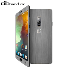 dbrand OnePlus 2 Skin - Titanium Silver
