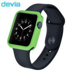 Devia Soft TPU Apple Watch Case - 42mm - Green