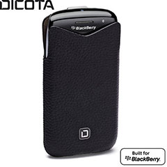 Dicota Leather Pull Tab Case for BlackBerry Torch 9860