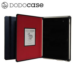 DODOcase Classic Case for Google Nexus 7 2013 - Black / Red