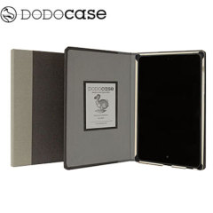 DODOcase Colour Block Case for Google Nexus 7 2013 - Charcoal
