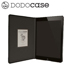 DODOcase HARDcover classic for iPad Mini 2 / iPad Mini - Charcoal