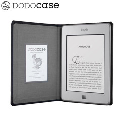 DODOcase HARDcover for Kindle Touch - Charcoal