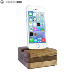 DODOcase iPhone 6 / 5 Wooden Charging Nest Dock
