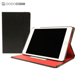 DODOcase Multi-Angle iPad Mini 4 Case - Black/Red