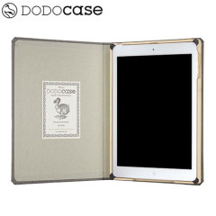 DODOcase Solid iPad Air Case - Fog