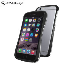 Draco 6 iPhone 6 Plus Aluminium Bumper - Meteor Black