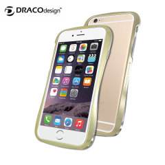 Draco 6 iPhone 6S / 6 Aluminium Bumper - Champagne Gold