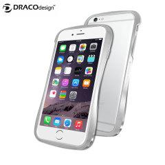 Draco 6 iPhone 6S Plus / 6 Plus Aluminium Bumper - Astro Silver