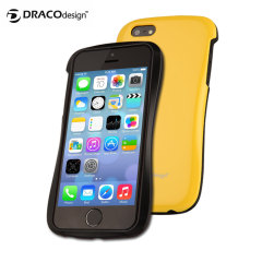 Draco Design Allure P Bumper Case for iPhone 5S / 5 - Yellow