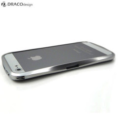 Draco Design Aluminium Bumper for the iPhone 5 - Astro Silver