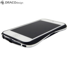 Draco Design Aluminium Bumper for the iPhone 5 - Black