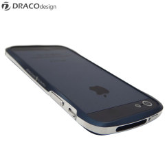 Draco Design Aluminium Bumper for the iPhone 5S / 5 - Midnight Blue