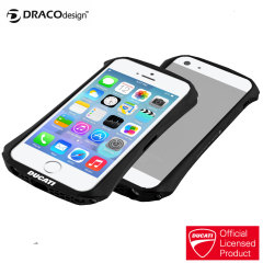 Draco Ducati Venture A Aluminium Bumper for iPhone 5S / 5 - Black