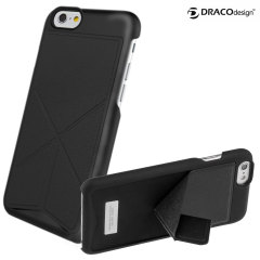 Draco Tigris Shell Stand iPhone 6 Case - Black