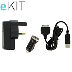 eKIT 3 In 1 Charger Pack For Apple Devices