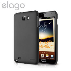 Elago Slim Fit Case for Galaxy Note - Black