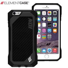 ElementCase ION iPhone 6 Case - Carbon Fibre