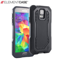 ElementCase Recon Black Ops Galaxy S5 Case - Stealth Black