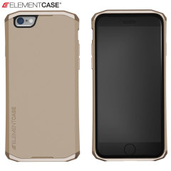 ElementCase Solace iPhone 6S Case - Gold