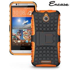 Encase ArmourDillo HTC Desire 510 Protective Case - Orange