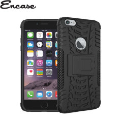 Encase ArmourDillo Hybrid Apple iPhone 6 Plus Protective Case - Black