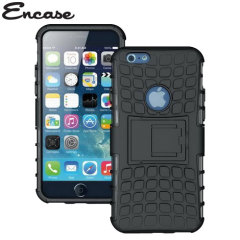 Encase ArmourDillo Hybrid Apple iPhone 6 Protective Case - Black
