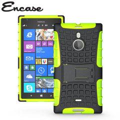 Encase ArmourDillo Nokia Lumia 1520 Protective Case - Green
