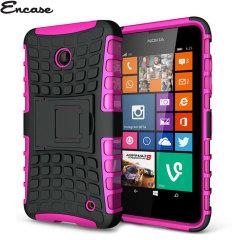 Encase ArmourDillo Nokia Lumia 630 / 635 Protective Case - Purple