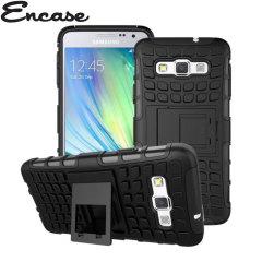 Encase ArmourDillo Samsung Galaxy A3 Protective Case - Black