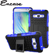 Encase ArmourDillo Samsung Galaxy A5 Protective Case - Blue