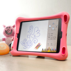 Encase Big Softy Child-Friendly iPad Air 2 Silicone Case - Pink