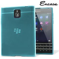 Encase FlexiShield BlackBerry Passport Case - Light Blue