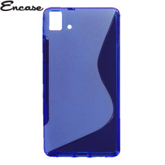 Encase FlexiShield BQ Aquaris E5 4G Case - Blue
