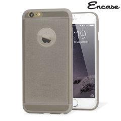 Encase FlexiShield Glitter iPhone 6S / 6 Gel Case - Smoke Black