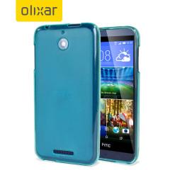 Encase FlexiShield HTC Desire 510 Case - Blue