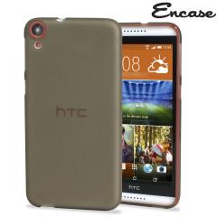 Encase FlexiShield HTC Desire 820 Case - Smoke Black